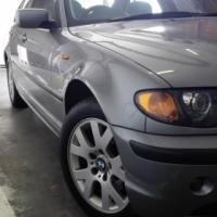 BMW 318i Facelift Sedan 2004 WITH 134000 KM